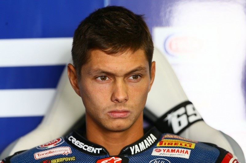 Yamaha chose wrong Valentino Rossi MotoGP stand-in - Cal Crutchlow