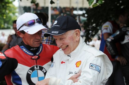 John Surtees awarded a CBE in Britain's New Year Honours list