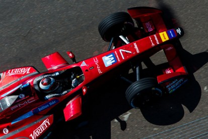 Dragon Racing has to be a Formula E manufacturer to be competitive
