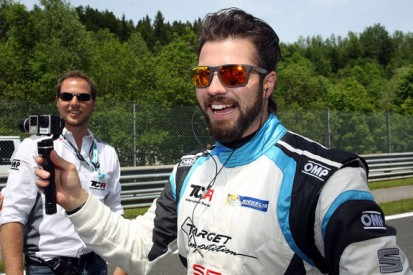 Stefano Comini wants chance in the British Touring Car Championship