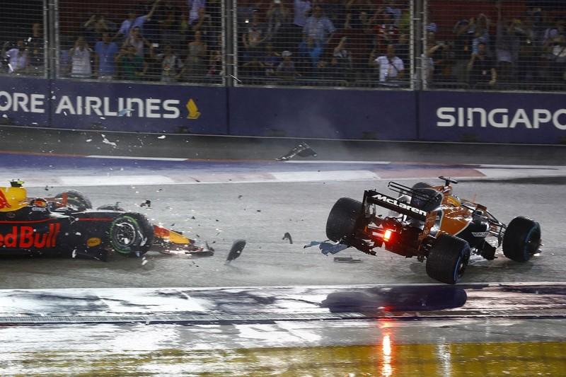 Fernando Alonso: Singapore GP F1 podium was 'guaranteed'