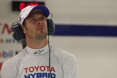 Alex Wurz postponed retirement to fulfil Daytona 24 Hours ambition