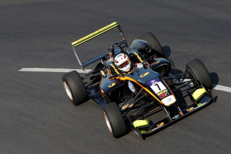 Top Formula 3 squad Carlin considering Euroformula Open