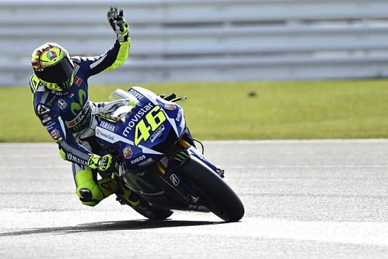 Valentino Rossi: 2015 wasn't my last MotoGP title chance