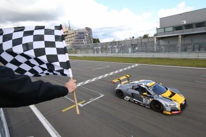 Frijns and Leonard snatch surprise Blancpain GT Sprint title