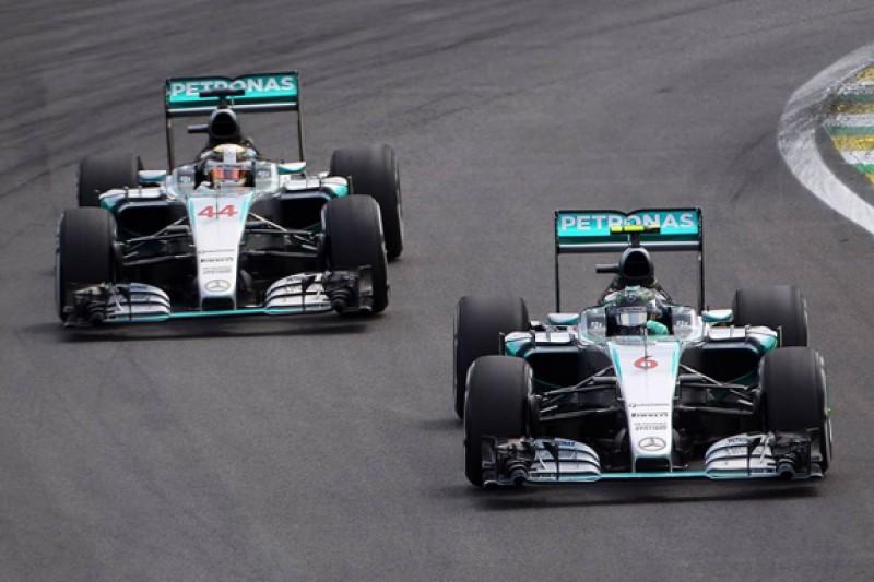 Mercedes dominance is hurting Formula 1 - Christian Horner