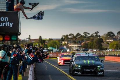 Prodrive's Stanaway and Waters win Supercars' Sandown 500