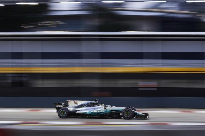 Mercedes defends its 2017 F1 design concept amid Singapore struggle