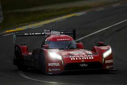 Nissan reveals why it has withdrawn from the 2016 WEC