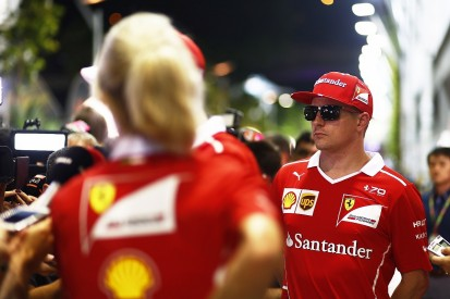 Kimi Raikkonen: Red Bull's Friday Singapore GP pace was misleading