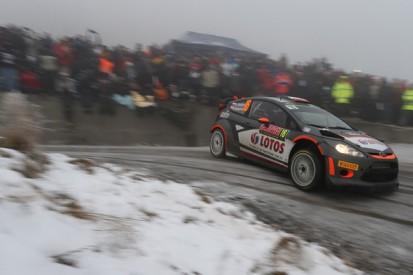 Ex-F1 driver Robert Kubica contest WRC season opener in Monte Carlo