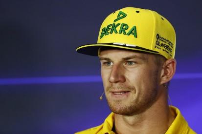 Renault's Hulkenberg desperate to beat McLaren-Hondas in qualifying