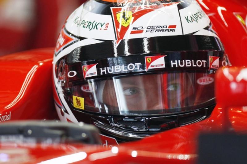 Changed Raikkonen set for big 2016 in F1, Ferrari president says