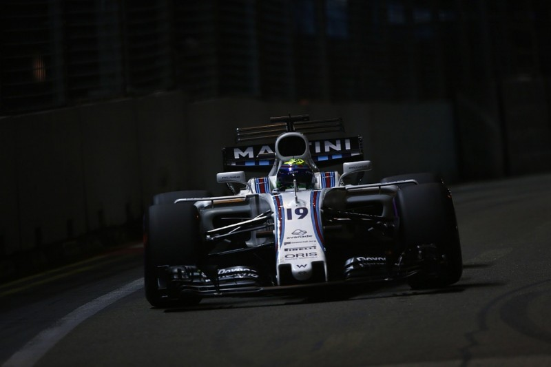 Massa 'supporting McLaren a lot' to outscore F1 rivals in Singapore