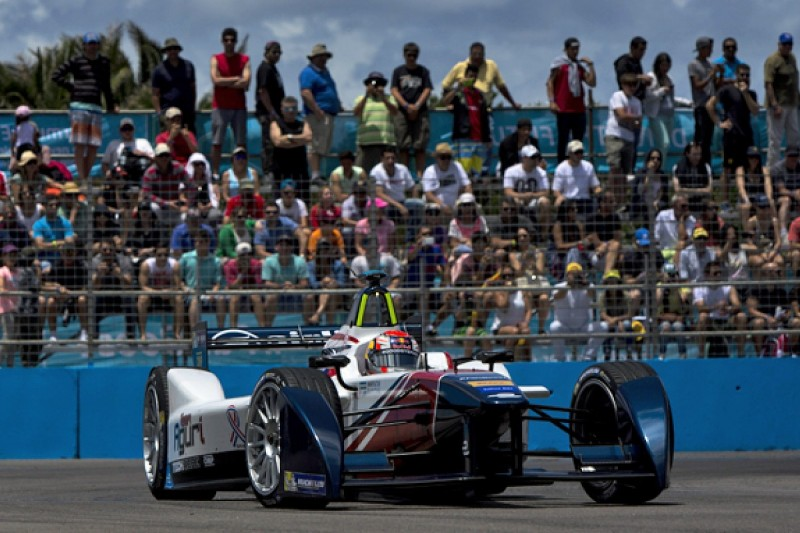 Aguri Formula E team to secure customer powertain deal for '16/17