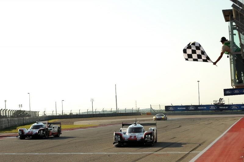 #2 Porsche wins Austin WEC after more team orders