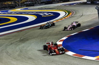 Singapore GP: FIA eases Turn 2 corner cutting stance for drivers