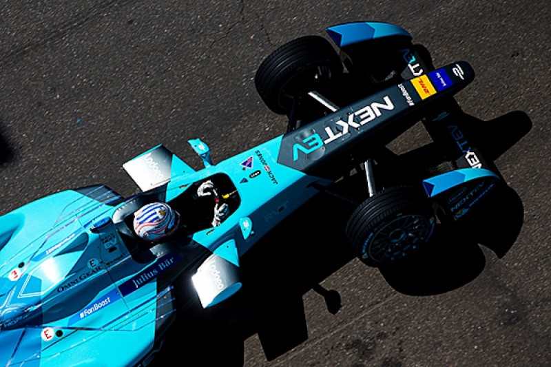 NEXTEV TCR could drop second motor for new Formula E powertrain