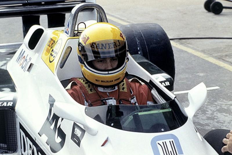 Ayrton Senna's first F1 car joins Williams' Autosport Show line-up