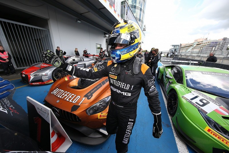Nurburgring Blancpain GT: HTP Mercedes wins, Lamborghini penalised