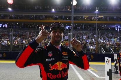 Daniel Ricciardo: Red Bull will still win the Singapore Grand Prix