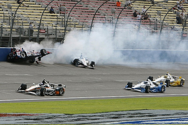 IndyCar officials want to 'minimise debate' with decisions in 2016