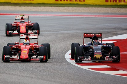 F1 driver penalty system bad for fans - Max Verstappen