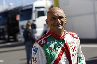 Gabriele Tarquini dropped by Honda WTCC team for 2016