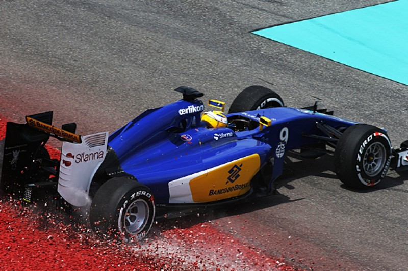 Stress led to overdriving in 2015 F1 season, says Sauber's Ericsson