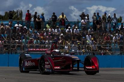 Punta del Este Formula E: Jerome d'Ambrosio leads Dragon front row