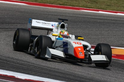 Palou and Fittipaldi set same time in race two qualifying at Austin
