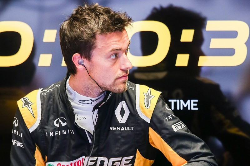 Palmer learned he'd lost Renault F1 drive to Sainz on Autosport