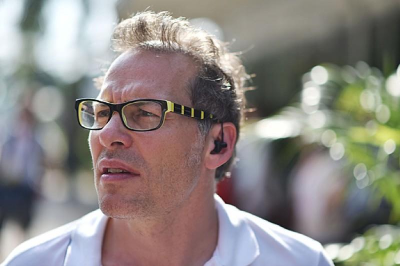 Jacques Villeneuve out of Uruguay Formula E race after accident