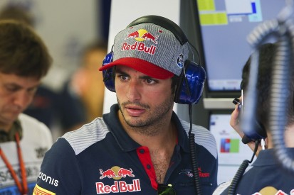 Sainz not expecting to replace F1 rival Palmer for Malaysian GP