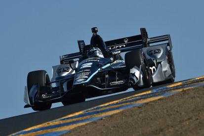 IndyCar leader Josef Newgarden fastest in Sonoma decide practice
