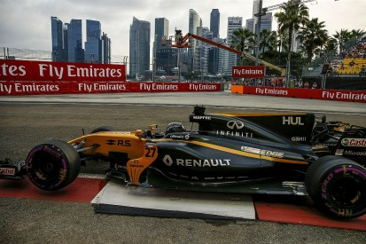 F1 set for U-turn on decision to ban shark fins for 2018