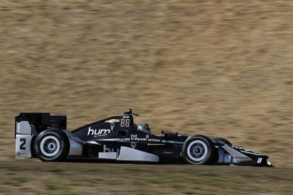 Sonoma IndyCar: Josef Newgarden leads Penske 1-2-3-4 in practice