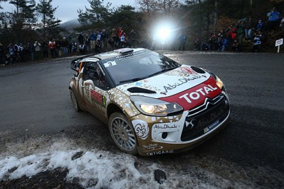 Craig Breen added to private-run Citroen 2016 WRC line-up