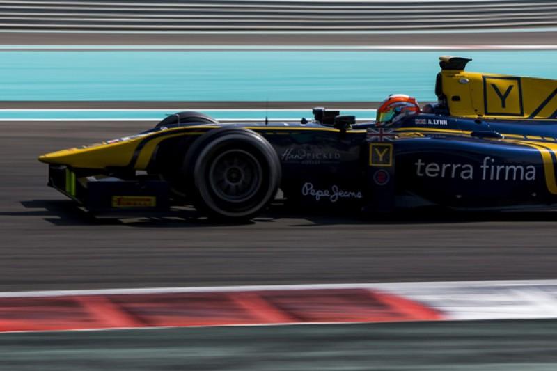 DAMS locks in Williams F1 junior Lynn and Canadian Latifi for GP2