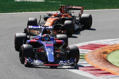 Toro Rosso announces 'multi-year' deal for Honda F1 engine supply