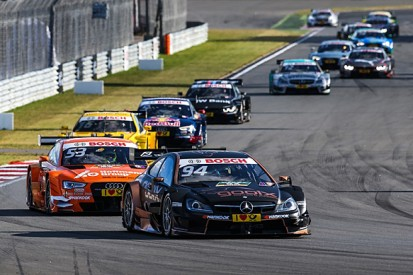 Mercedes needs more of its drivers on pace in 2016 DTM - Paffett