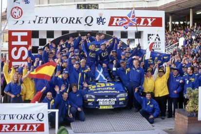 1995 World Rally champion Colin McRae's 10 best drives