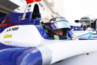 Matt Parry sticks with Koiranen for 2016 GP3 assault