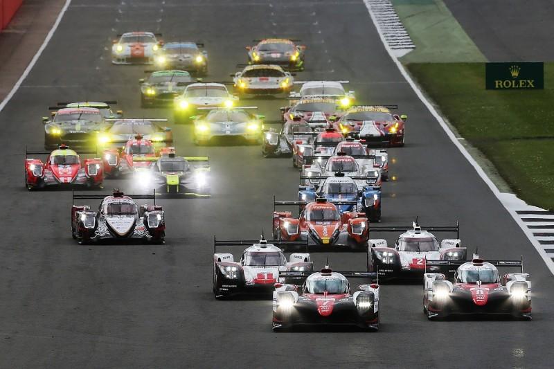 WEC boss Neveu hints Silverstone could return for 2018/19 season