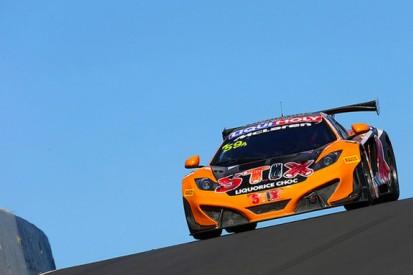 Tekno V8 Supercars team to run factory McLarens in Bathurst 12 Hour