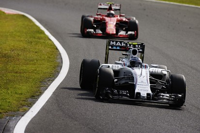 """Williams: Being jumped by Ferrari F1 team in 2015 """"hurts"""""""