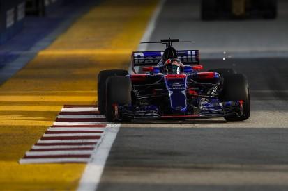Honda sets top-three target for 2018 F1 season with Toro Rosso