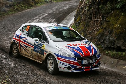 WRC support series prize for winner of Junior BRC in 2016
