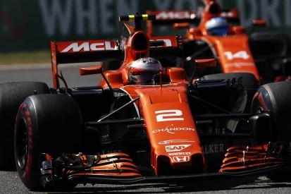 McLaren can fight for F1 podiums in 2018 - Vandoorne