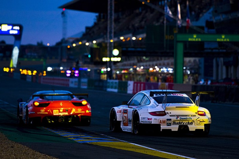Prize fund revealed for new GT3 Le Mans Cup
